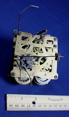 Cuckoo 34 Clock Movement Schmeckenbecher Regula Germany Part Vintage Coo Coo