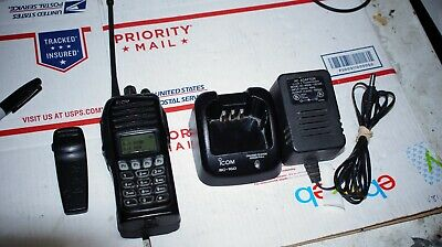 Icom F4161Dt Uhf 400-470 Ham Split Nxdn Digital Fpp Wide Band Emdc List Ba