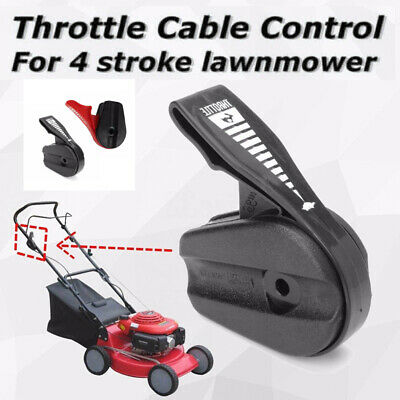Universal Throttle Switch Control Handle LEVER Kit No Cable 4 STROKE Lawnmowers