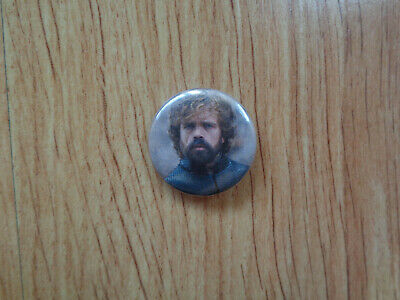 Chapa-Pin-Badge JUEGO DE TRONOS (Game of Thrones)-Tyrion Lannister