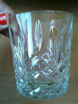 Marquis by Waterford Markham Double Old Fashioned Glasses, Set of 4,