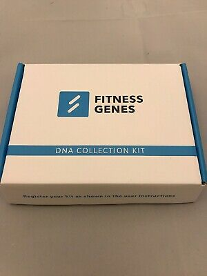 DNA Testing Collection Kit Fitness Genes