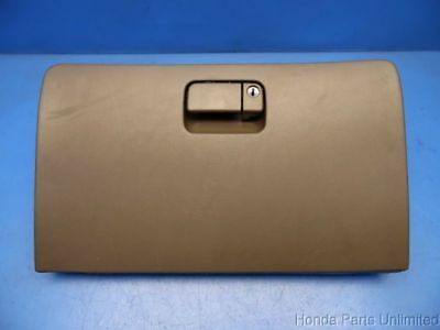 94-01 Acura Integra OEM glove box compartment tray STOCK factory TAN