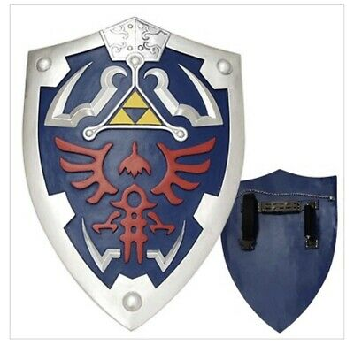 Ocarina Of Time Links Hylian Shield from Legend Of Zelda Cosplay Handle Grip