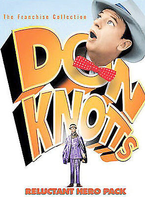 Don Knotts: Reluctant Hero Pack (DVD, 2004) The Franchise Collection