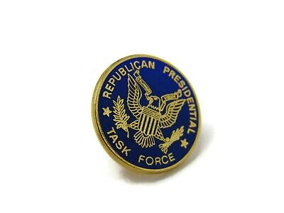 Republican Presidential Task Force Vintage Pin