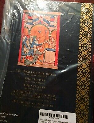The Middle Ages A Royal History Of England