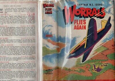 Worrals Flies Again     W E Jones   (Biggles)