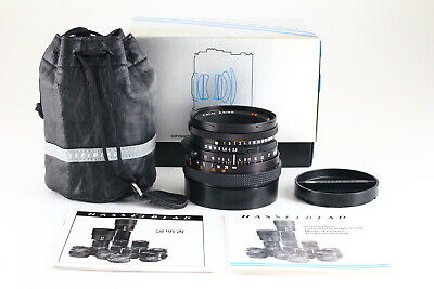[Exc in Box] Hasselblad Carl Zeiss Planar CF 80mm f/2.8 T* Lens From JAPAN 5439
