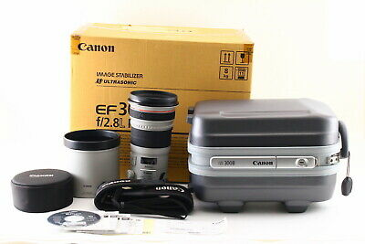 [Exc in Box] Canon EF 300mm f/2.8 L IS II USM AF Lens w/Trunk From JAPAN 5382