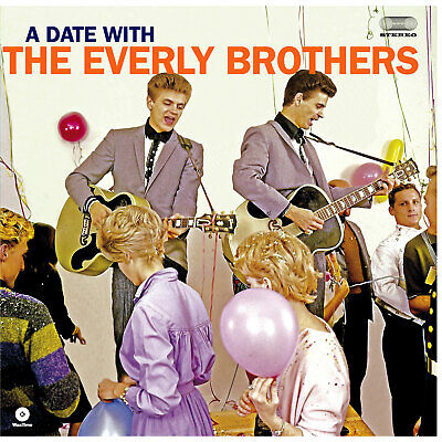 |1072297| Everly Brothers (The) - A Date With [Vinyle] Neuf