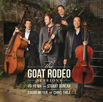 |1289817| Goat Rodeo Sessions (The) [Vinyle] Neuf
