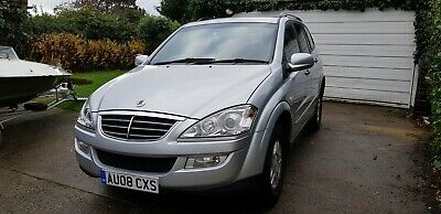 Ssangyong kyron S 2wd 2 litre diesel manual