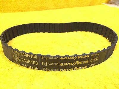 New Goodyear 240H100 Timing Belt