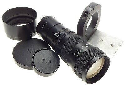 5.6/140-280mm Schneider Hasselblad Variogon Zoom Macro Close wide angle lens cap