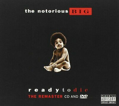 |1282181| Notorious B.I.G. - Ready To Die (Cd+Dvd) [CD] New