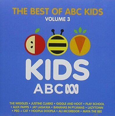 |997981| Various Artists - The Best of Abc Kids Vol 3 [CD x 1] New