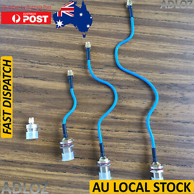 N Female to SMA Male RF Coaxial Adapter / Connector / Converter / Patch Leads
