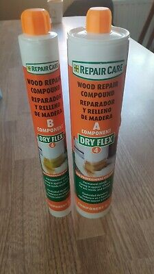Wood repair compound.