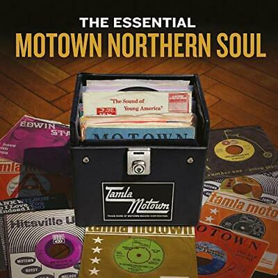 |963644| Essential Motown Northern Soul (3 Cd) [CD] New