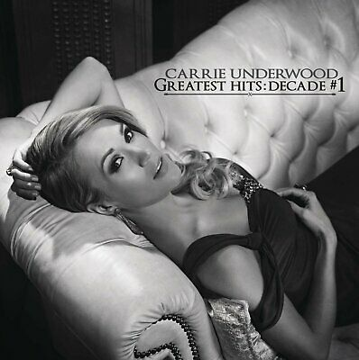 |1310416| Carrie Underwood - Greatest Hits Decade 1 (2 Cd) [CD] New