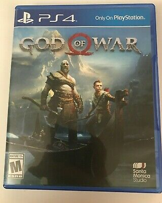 God Of War (PS4) - Winner of the 2018 Game of the Year Award