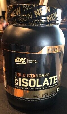 c0a66835a Optimum Nutrition Gold Standard 100% Whey Protein Isolate - Chocolate Bliss  9 20