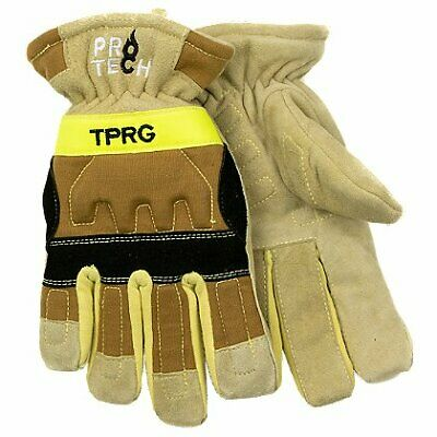 Pro-Tech 8 TPR Gold Structural Glove - Size: 82W (2X-Large)