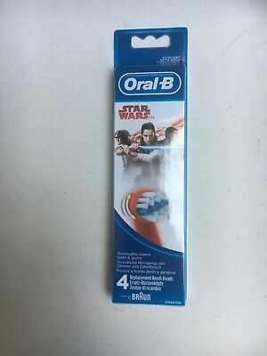 Oral-B Extra Soft Star Wars Replacement Heads Toothbrush Heads