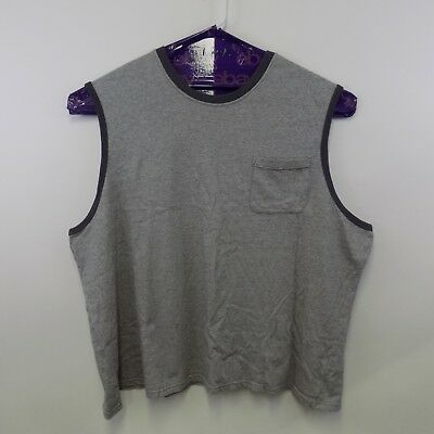 c1a55a76c6440 King Size Sweater Vest Size 4XL Big Gray Men s BIG   TALL 100% Cotton Pocket