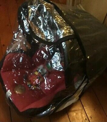 Rain Cover To Fit Maxi-Cosi CabrioFix & Pebble baby car seat Ventilated