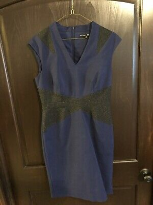 e47b17e42e40 ANTONIO MELANI SHEATH Dress Size 6 - $20.00 | PicClick