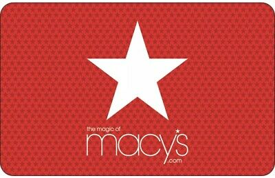 Macy's $200.00  Gift card (Free Shipping)