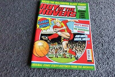 ROY OF THE ROVERS Souvenir Special magazine 2009