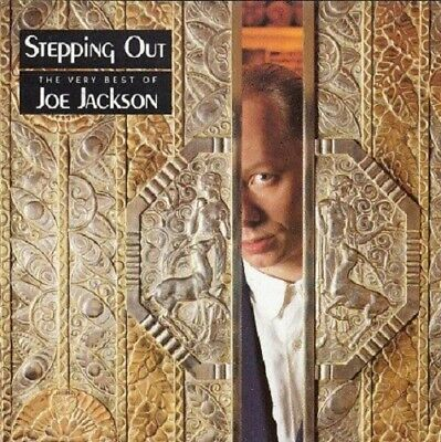 Joe Jackson - Stepping Out - The Very Best Of / Greatest Hits - CD Neu & OVP