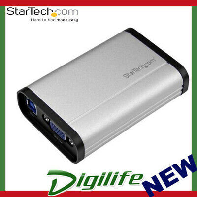 StarTech USB 3.0 Capture Device for High-Performance VGA Video USB32VGCAPRO
