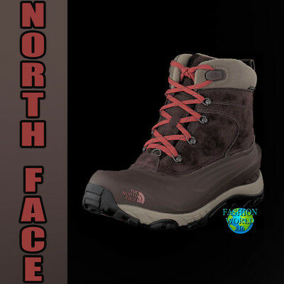 THE NORTH FACE Chilkat Braun Snow Boots Trecking