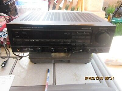 Kenwood KR-V7020 Receiver with Remote Control