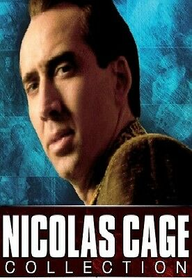 The Nicolas Cage Collection 11 films
