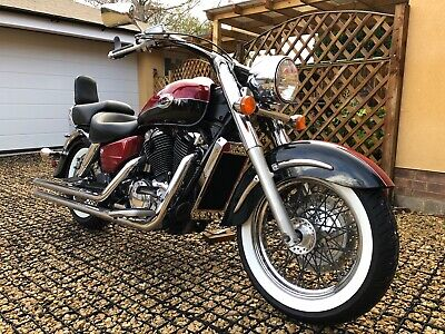 1999 Honda Shadow Aero Vt1100 Usa Cruiser Sale Pending 495000