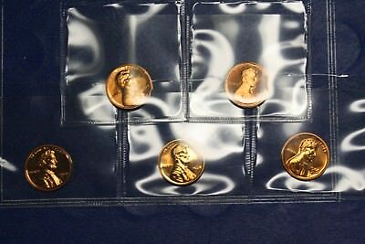 """1969 S PROOF LINCOLN MEMORIAL CENT PENNY """"Free Shipping"""""""