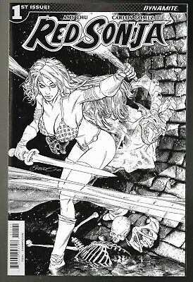Red Sonja #1 Brandon Peterson 1:40 Variant