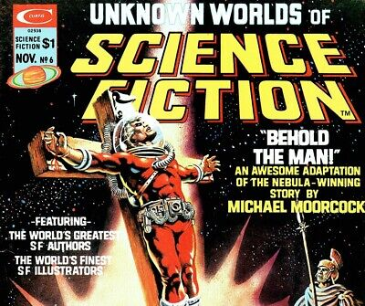 Unknown Worlds of Science fiction V1 on DVD Rom