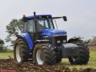 New Holland 70 Series Workshop Service Manual 8670-8970 ON CD OR DOWNLOAD