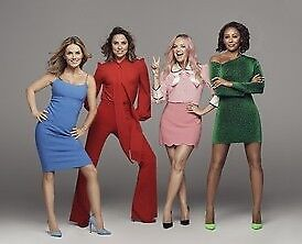 Spice Girls Wembley 2 tickets 13th June 2019