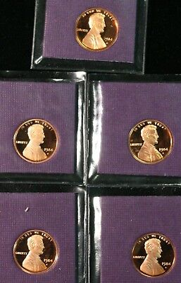 1984 S PROOF LINCOLN MEMORIAL CENT PENNY  **Free Shipping**