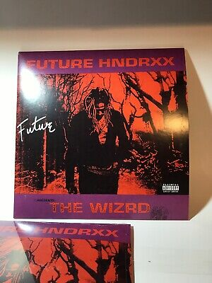 FUTURE HNDRXX THE WIZRD Limited Edition Signed Vinyl IN HAND* *Sold Out*  Sealed