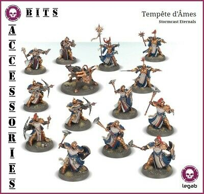 Bits Stormcast Eternals Tempest Of Souls Tempete D'ames Warhammer Aos