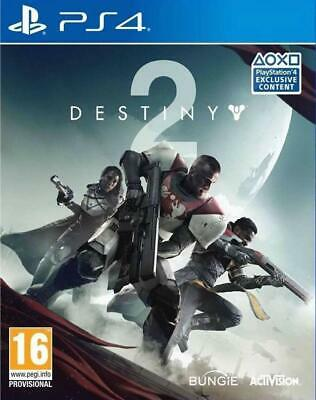 Destiny 2 BRAND NEW SEALED PS4 Shooter Playstation 4