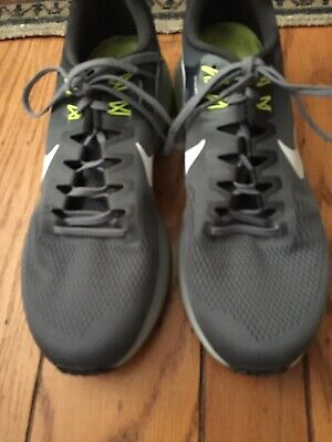 a8d0d402f9c70 Nike Air Zoom Structure 21 - Sz 13 WIDE 904700-007 Grey White Men s Running